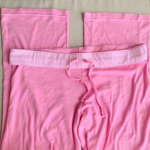 VS PINK lounge pants size Medium